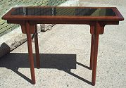 John Struble-handcrafted table